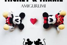 micke & minnie mouse