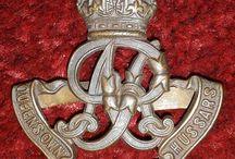 Britiske Mil merke