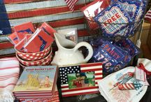 Artesana 4th of July!! / July 4th, Red, White and Blue