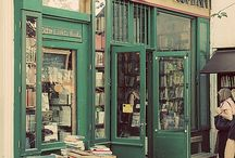 Shakespeare and Co / My love affair with this awesome place
