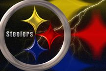 Go STEELERS!  / by Lisa Sutton