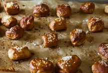 Appetizers  / Fun sized food for parties