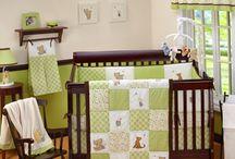 Nursery - Winne the Pooh / by Katherine Gorshow