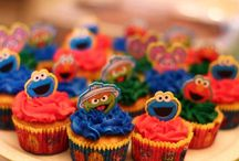 Sesame Street Birthday Party / by Sharon Shea