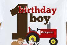 Ryan / Birthday themes