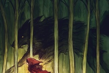 Red Riding Hood / by Mona