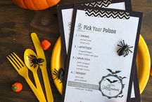 Halloween (Party) ideas / Halloween party ideas decoration