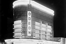 London theatres and cinemas