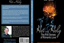 Hot & Holy Covers / These are the four possible covers for Sam/Geri Laing's new book Hot & Holy