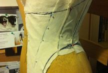 corsetry construction