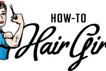DiY Hair Cuts & Colors / How to Cut, Color & Style it yourself
