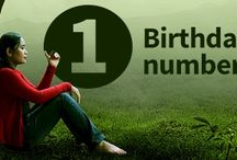 Numerology (karmic and master numbers)