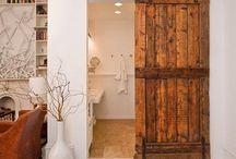 Bathroom ideas / by Bibi Gerez