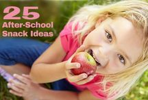 Healthier Snacks / by MU Family Nutrition Education Programs