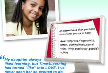 Fourth Grade Homeschool Helps / Resources, games, tips, and more for homeschooling in fourth grade.