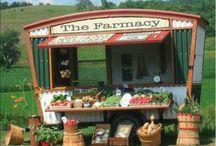 Farm stand / by Karen Elshoff