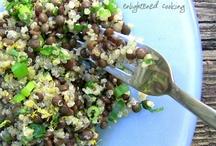 Quinoa Recipes / by HealthyWage