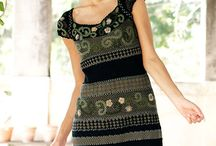 перуанские платья