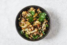 Cuisine - légumes & féculents