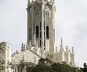 Auckland Uni - City Campus / Local architecture around campus