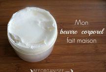 Crème hydratante pour le corps