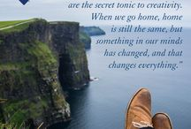 Quotes / Travel Quotes, Wanderlust Quotes, Study Abroad Quotes