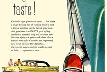 Vintage Car Ads / by Devin Short