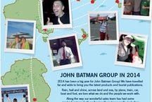 Love John Batman Group