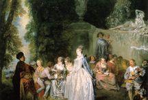 Watteau, Jean-Antoine (French painter)