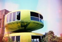 三芝的飛碟屋 Sanzhi UFO House, Taiwan