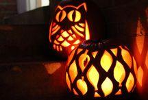 Halloween/ Herfst / Ideeën rond het thema Halloween en Herfst