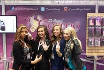 CosmoGlove Fan Photos / We love our fans and customers. Pictures are from various trade shows. Chicago, Evansville, Des Moines, Kansas City, Etc.