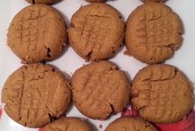 LCHF Biscuits