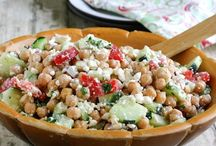 Party { Salads } / An archive of our favorite salad recipes. / by Charmios