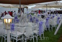 Kır Düğünü Mekanları / Kır düğünü yapmak isteyen çiftler için mekanlar... / by dugun.com