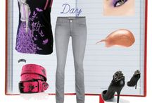 Kathrine possible outfits / by Melissa Banister Sicat