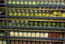 Canning Storage / by Lisa Metzger