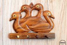 Etsy Finds: Wooden Decor, Wood art, Wood sculptures, Vintage wooden antiques
