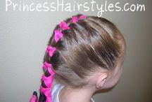 Hairstyles / by Bobbie Rachelle