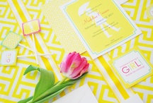 Pink & Yellow Party Ideas