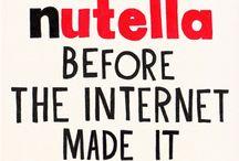 Nutella! / by Ann Allen