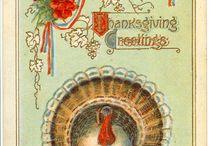 Printables - Thanksgiving