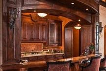 Cabinet Design - Rustic