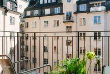 balkon/ taras/ ogród