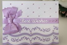 Mauve best wishes
