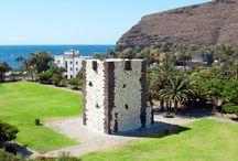 La Gomera / La Gomera har en vulkansk oprindelse, men til forskel fra sine naboer Tenerife og Gran Canaria, som har haft vulkanudbrud i den senere tid, har man på La Gomera ikke haft udbrud i over 2 millioner år. Derfor kan øen tilbyde en frodig, varieret og smuk natur. Se mere på www.apollorejser.dk