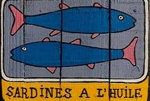 Ryby / Obrazy s rybami