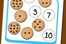 Math games preschool