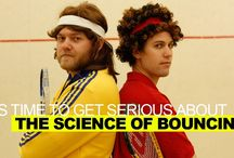 Physics Mechanics Resources from MIT / Educational resources from MIT relating to Science Out Loud Season 1 Episode 7, The Science of Bouncing  #physicsvideos #stem