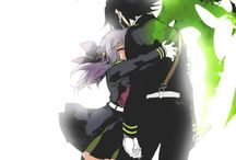 owari no seraph shinoa and yu